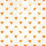 Grunge Valentine background Stock Photos