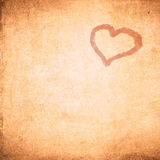Grunge valentine day background Royalty Free Stock Photo