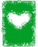 Grunge valentine frame, vector. Grunge valentine frame, background, vector illustration vector illustration