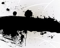 Grunge vector background. Abstract grunge vector background for design use Stock Photos