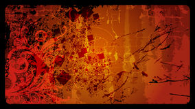 Grunge Vector background Stock Photography