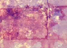 Grunge Vector Background Art Style Editable Vintage Style Retro Distressed Texture. Great Design Element Backdrop For Royalty Free Stock Photography