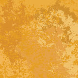 Grunge vector background in autumn colors Royalty Free Stock Photography