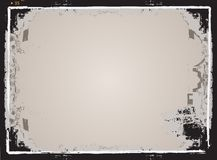 Grunge Vector Frame Stock Image