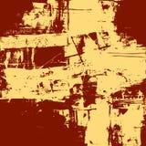 Grunge vectortextuur Royalty-vrije Stock Foto
