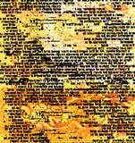 Grunge vektorhintergrund Stockfotos