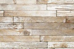 Grunge velho pintado de madeira Imagens de Stock Royalty Free