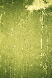 Grunge verde Fotografia Stock Libera da Diritti