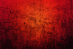 Grunge vermelho Imagem de Stock