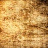 Grunge verouderde document textuur Stock Afbeeldingen