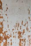 Grunge versleten ruwe textuur als achtergrond met ton karakter wit triplex royalty-vrije stock afbeeldingen
