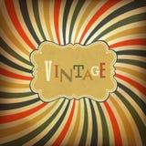 Grunge vintage background. Stock Photography