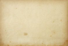 Grunge vintage old paper background Royalty Free Stock Photography