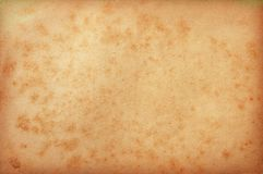 Grunge vintage old paper background Stock Image