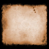 Grunge, vintage, old paper background. illustration of aged, worn and stained paper scrap texture. For your design. Stock Photos