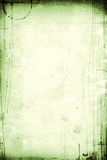 Grunge vintage paper. A old, grunge vintage paper olive colour Royalty Free Stock Photography