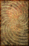 Grunge Vintage Paper Swirl Pattern Poster Background Stock Images