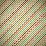 Grunge vintage retro background with stripes Stock Photos