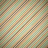 Grunge Vintage Retro Background With Stripes Stock Photos