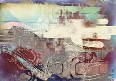 Grunge vintage texture background Stock Photo
