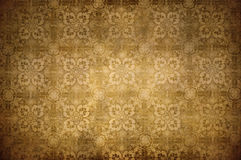 Grunge vintage wallpaper Royalty Free Stock Photography
