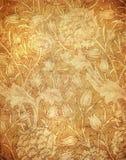 Grunge vintage wallpaper Stock Image
