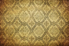 Grunge vintage wallpaper Stock Photo