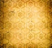 Grunge vintage wallpaper Stock Photography