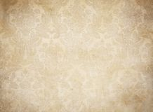 Grunge vintage wallpaper background pattern Royalty Free Stock Photo
