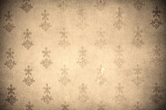 Grunge vintage wallpaper Royalty Free Stock Photo