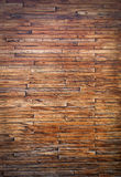 Grunge Vintage Wood Panels Background Stock Image