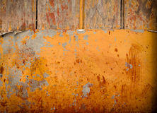 Grunge wooden background Stock Photography
