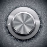 Grunge Volume Knob Royalty Free Stock Photography