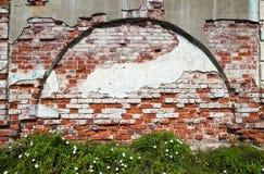 Grunge wall Royalty Free Stock Photos