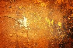 Grunge wall. Textured background with paint spots and sand grain Royalty Free Stock Photos