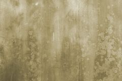 Grunge Wall Abstract Background in Brown Royalty Free Stock Photography