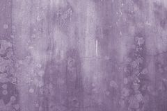 Grunge Wall Abstract Background in Purple Royalty Free Stock Image