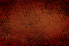 Grunge Wall Background. Grunge background in earthly colors with scratches and cracks Royalty Free Stock Image