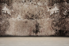 Grunge wall background Royalty Free Stock Images