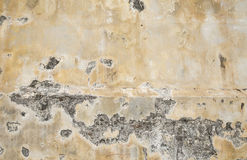 Grunge wall of the old building Royalty Free Stock Photos