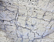 Grunge wall with old paint and cracks texture, Royalty Free Stock Image