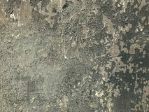 Grunge wall painted of the old house. Textured background. royalty free stock photo