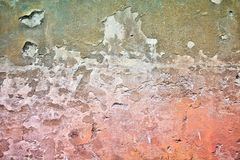 Grunge wall Royalty Free Stock Photography