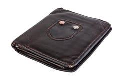 Grunge wallet isolated on white background with clipping path. Grunge wallet isolated on white background with clipping path Stock Image