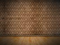 Grunge wallpaper Arkivbilder