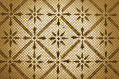 Grunge Wallpaper Pattern Stock Image