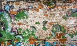 Grunge Wand stockfotos