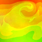 Grunge warme Farben-Raster-Turbulenz Stockbild