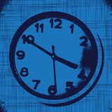 Grunge watch background Royalty Free Stock Photography