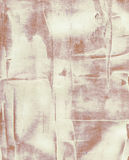 Grunge watercolor acrylic painting. Abstract brown Stock Photography